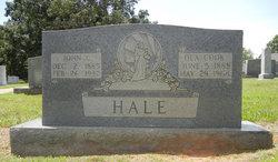 John Clarence Hale, Sr