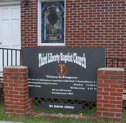 Third Liberty Baptist Church Cemetery