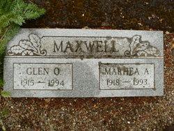 Glen Orville Maxwell