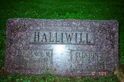 Clinton Ross Halliwill