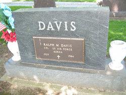 Corp Ralph M Davis