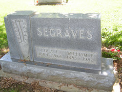 William E Segraves