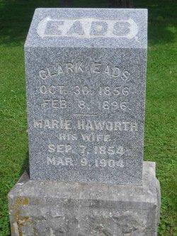 Marie <i>Haworth</i> Eads