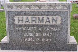 Margaret Alice <i>Shorb</i> Harman