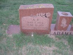 A. B. Adams