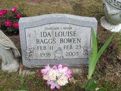 Ida Louise <i>Sheffer</i> Bowen