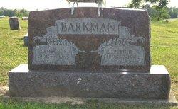 Gertrude Barkman