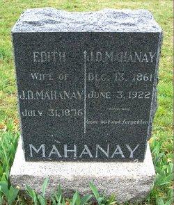 Edith Mahanay