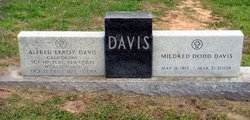 Mildred <i>Dodd</i> Davis