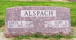 Mary Evaretta <i>Clements</i> Alspach