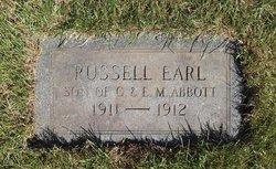 Russell Earl Abbott