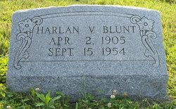 Harlan V. Blunt