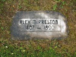Alexander Miller Preston