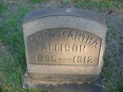 Anna Martha Allison