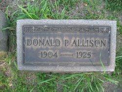 Donald Paul Allison