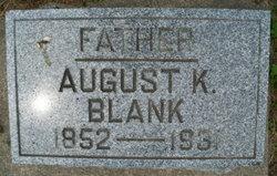 August K Blank