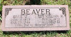 Effie J <i>Stocton</i> Beaver