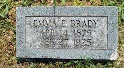 Emma Edith <i>Brunk</i> Brady