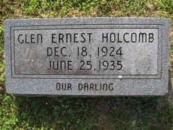 Glen Ernest Holcomb