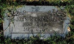 John R Brownlee
