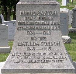 Rufus Saxton