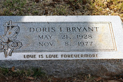 Doris Inez <i>Yawn</i> Bryant