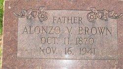 Alonzo Valentine Brown