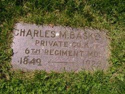 Charles Monroe Baskett
