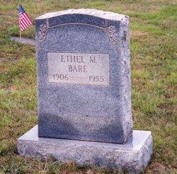 Ethel <i>McNeill</i> Bare