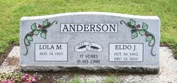 Eldo Jones Anderson