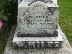 Emily <i>Welch</i> Miles