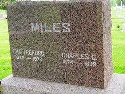 Charles B Miles