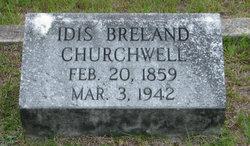 Earan Idis <i>Breland</i> Churchwell