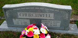 Ezra Aurelious Churchwell
