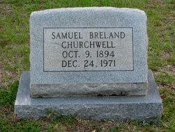 Samuel Breland Sam B. Churchwell