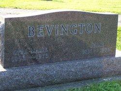 Opal Marie <i>Ray</i> Bevington