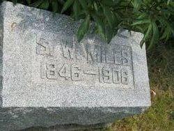Solomon W Miles