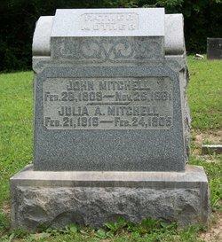 Julia Ann <i>Munden</i> Mitchell