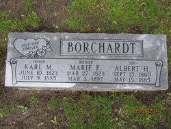 Maria F <i>Reinhardt</i> Borchardt