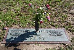 Joseph Marion Little Joe Haley