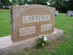 Boone L Lawrence