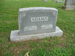 Willie R Adams