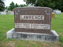 Jennie Campbell Lawrence