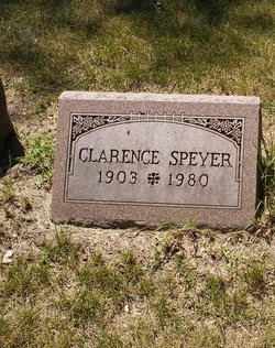Clarence Speyer