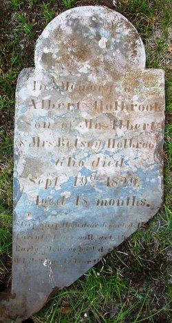 Albert Holbrook