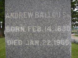 Andrew Ballou, Sr