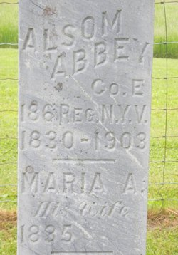 Maria A <i>Derby</i> Abbey