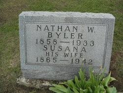Nathan Walter Byler