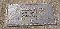 T Ralph Blake