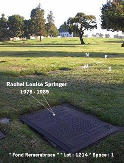 Rachel Louise Springer